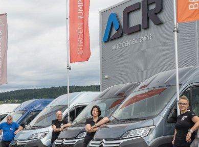 Zaloga novih gospodarskih vozil