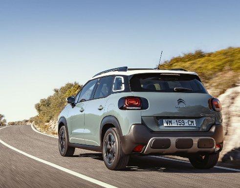 Novi Citroën SUV C3 Aircross