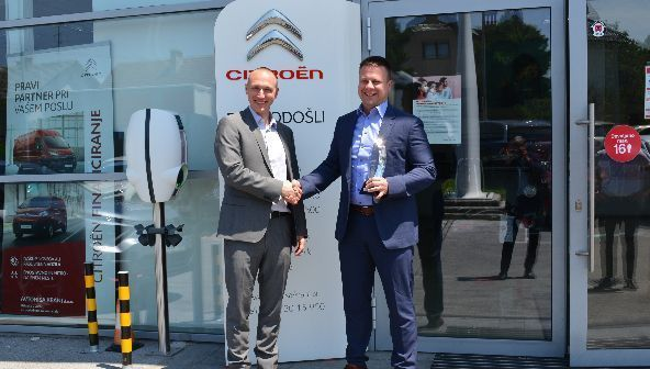 Za vozila Citroën skrbimo že 20 let
