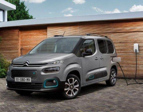 Novi Citroën ë-Berlingo, 100% ëlektričen družinski enoprostorec
