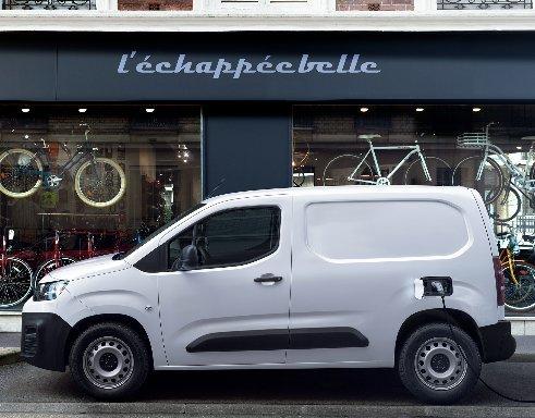Citroën predstavlja ë-Berlingno Van